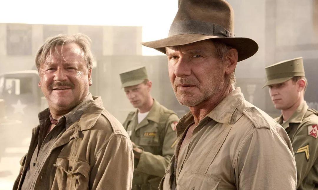 """哈里森·福特(Harrison Ford)《夺宝奇兵5》开拍啦!塞缪尔·杰克逊主演""""退休杀手""""主题新作"""