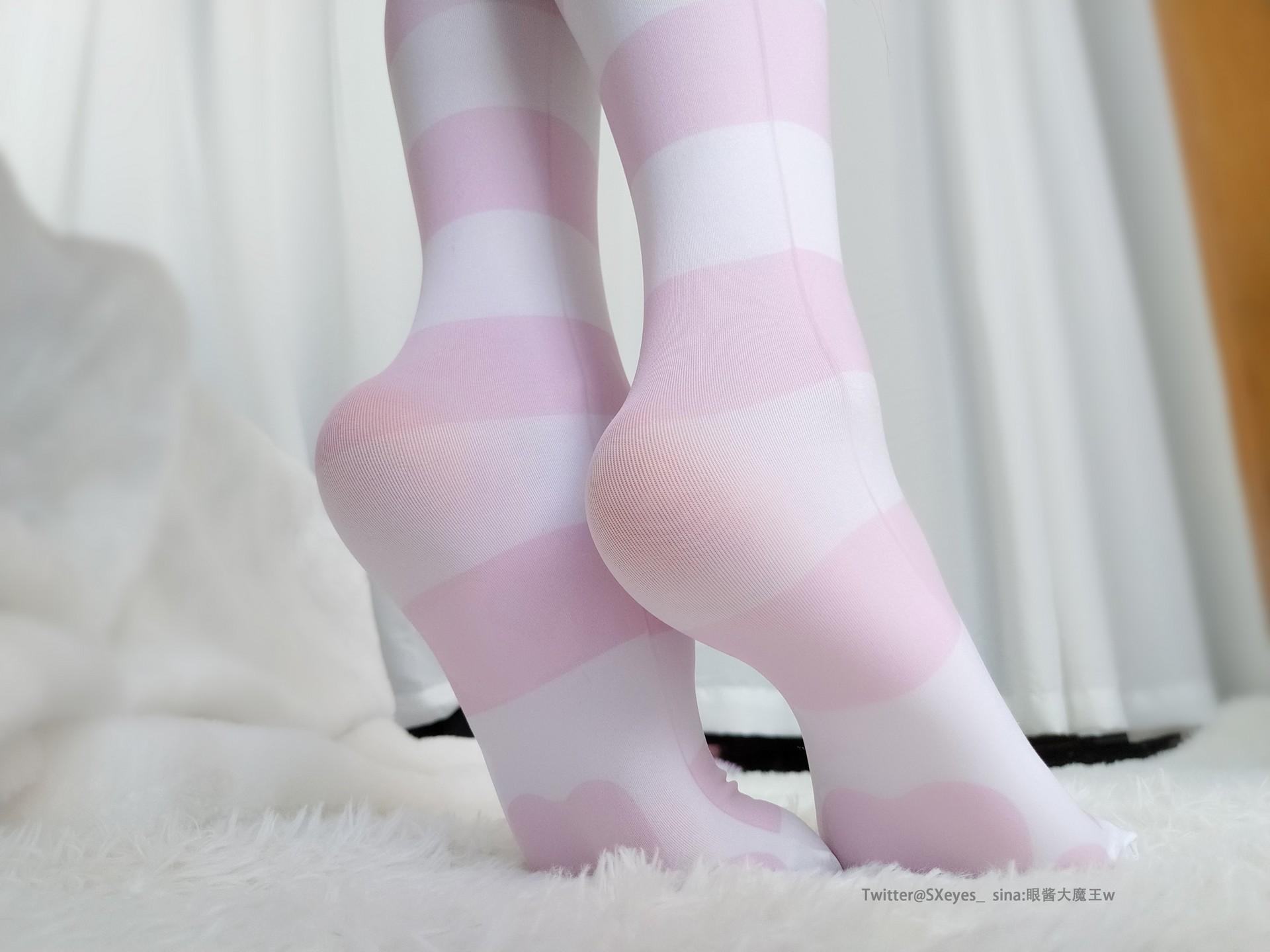 [眼酱大魔王 w]粉嫩小腿 腿控领域