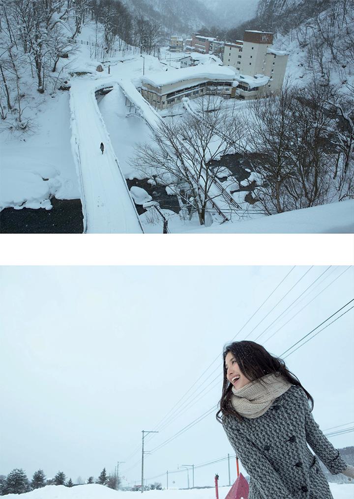 日本「国民情妇」性感御姐桥本爱实(橋本マナミ)~日剧连发中仍拍写真展示性感诱惑