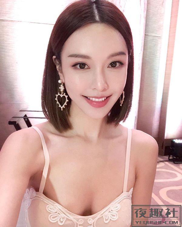 日常妹子20190222-女神中的才女李元玲