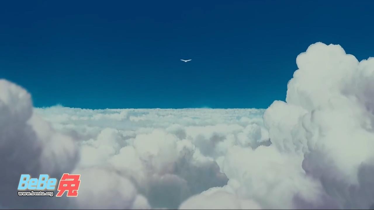 6分46秒的宫崎骏动画短片《On Your Mark》,却拥有完整的世界观与故事框架