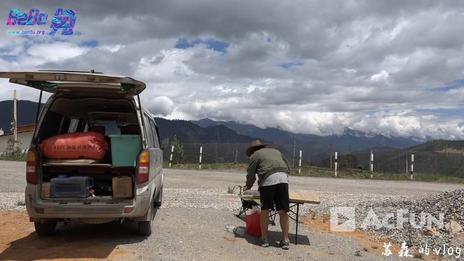 小伙3500买了一辆面包车改装进行西藏之旅