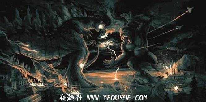 【哥斯拉2】特效爆炸,其中暗藏的怪兽宇宙你知道吗