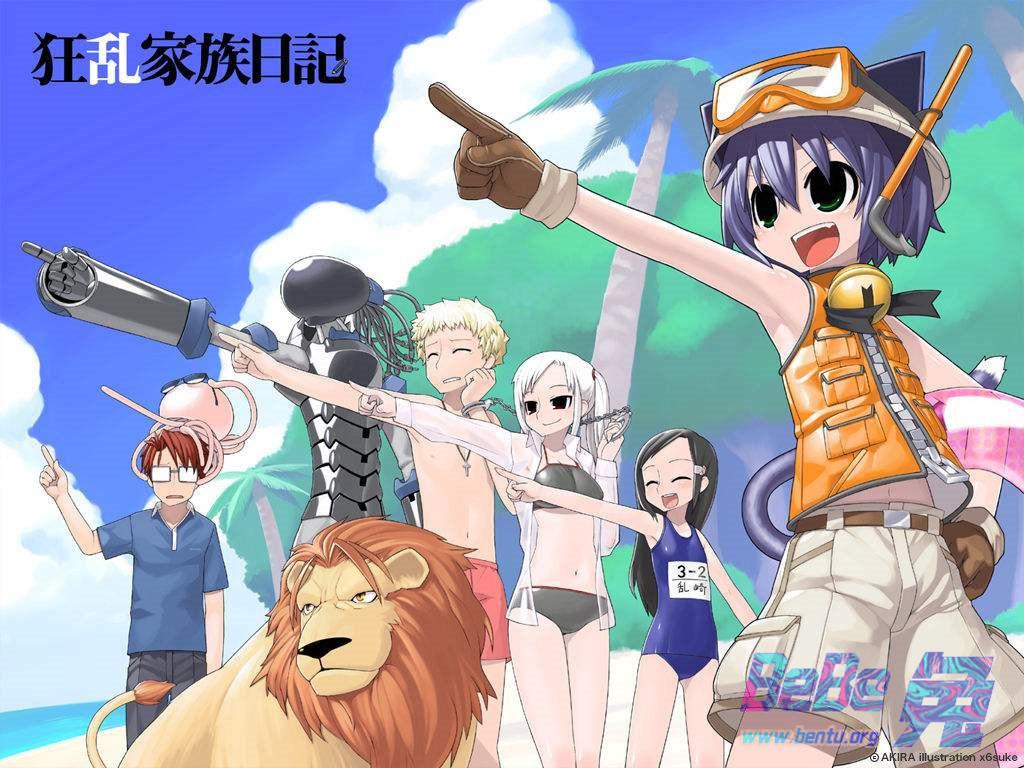 《狂乱家族日记》动画1-26集全日语中字磁力下载