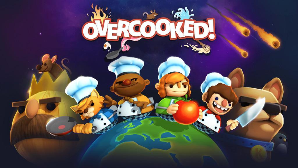 Epic平台喜加一,《Overcooked》又名煮糊了、胡闹厨房,限时免费领取