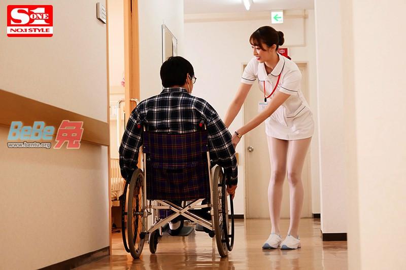SSNI-830 美腿丝袜护士星宫一花