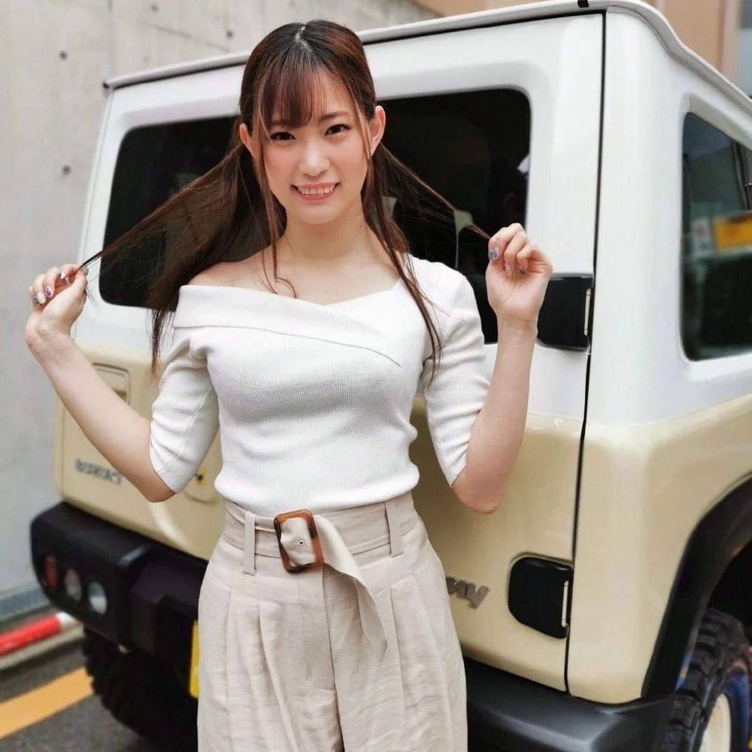 美谷朱里 GVG-770和筱田优 gvg-779 GIF