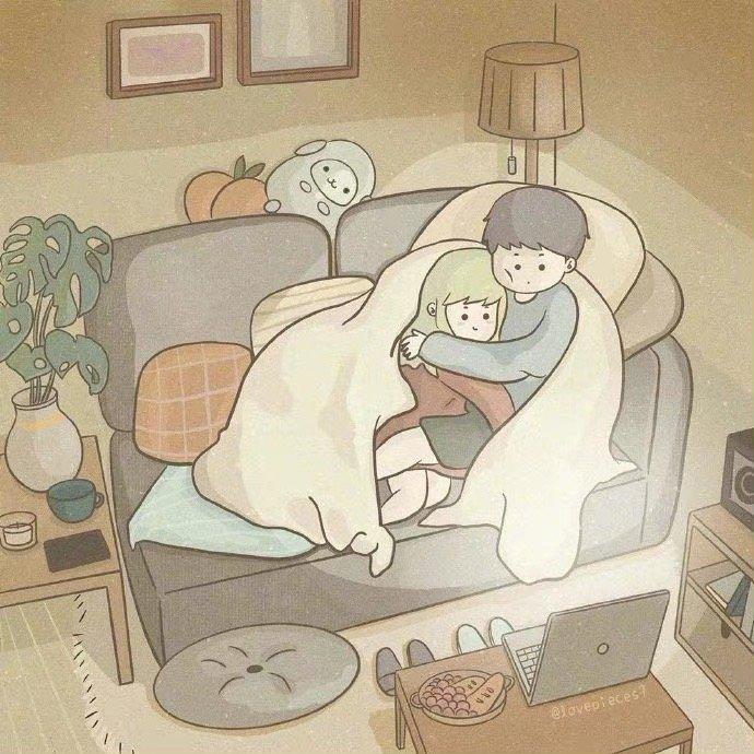 睡前朋友圈治愈系晚安心语句子,有深度,有品位