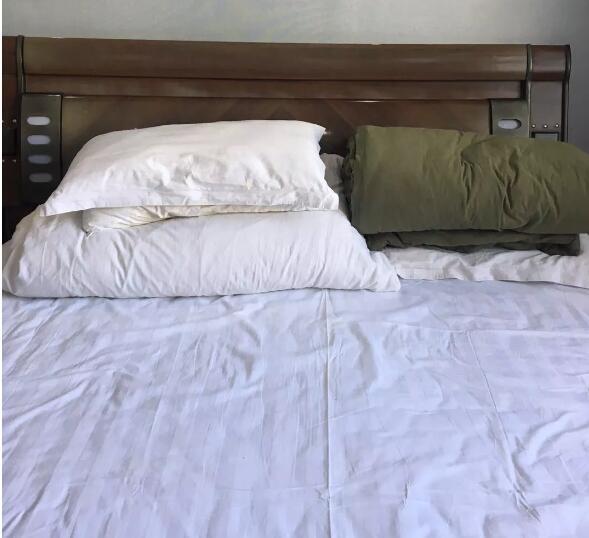 解除隔离。今晚,能睡个安生觉了!