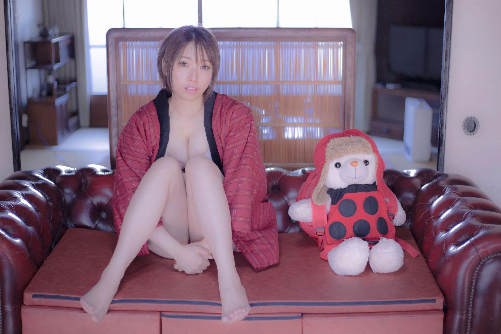 甜美樱花妹@shiinakira ,日系淡淡的性感值得好好品味!【www.coserba.com整理发布】