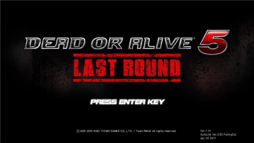 Dead or Alive 5 Last Round 死或生5 版本v1.1 集成23号 全DLC[26G]