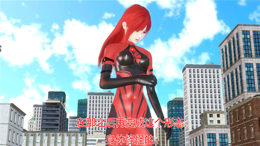 [已完结][3D国漫]Dimensional Battle[度盘]