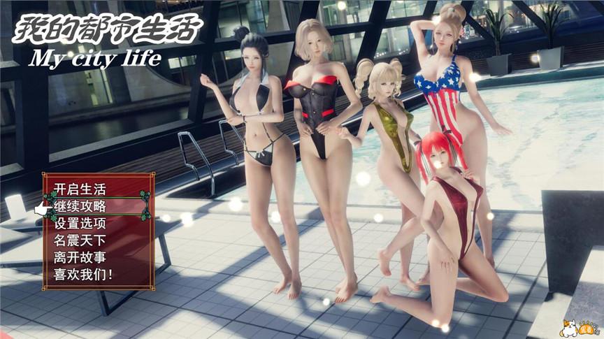 【国产大作RPG/中文/动态CG】我的都市生活 Ver0.41B 正式修复版【PC+安卓】【5G】