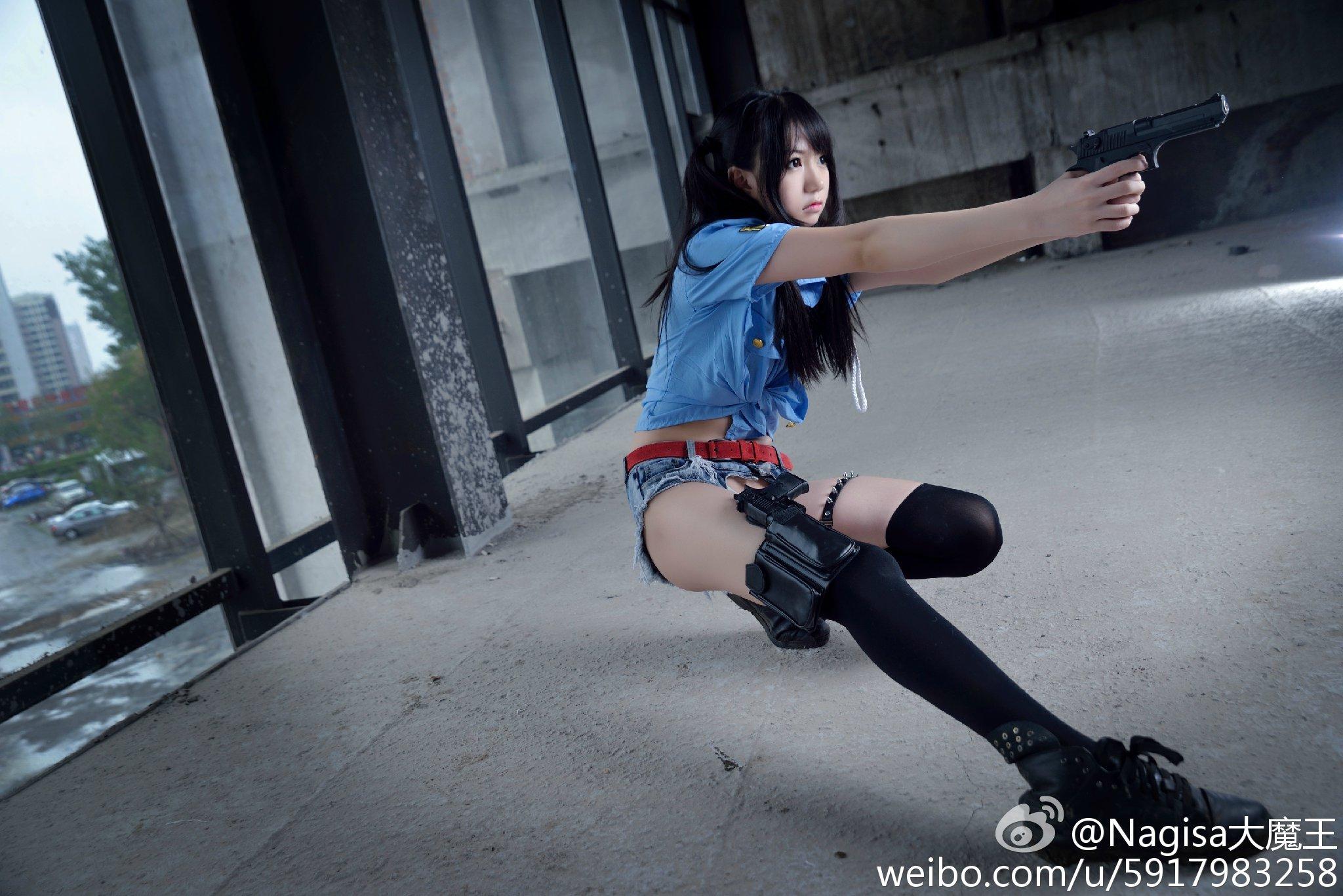 Nagisa大魔王剧透下我的第五本个人写真![害羞]一直很想_美女福利图片