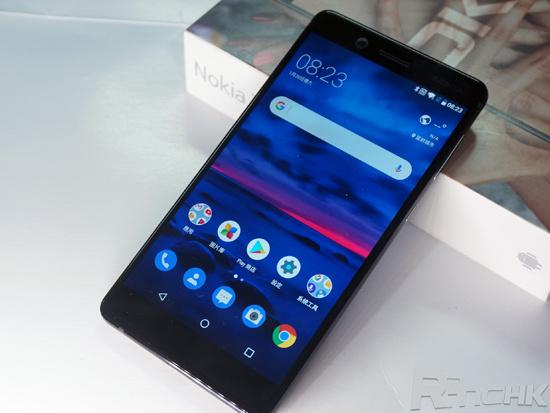 诺基亚Nokia7 开箱试玩