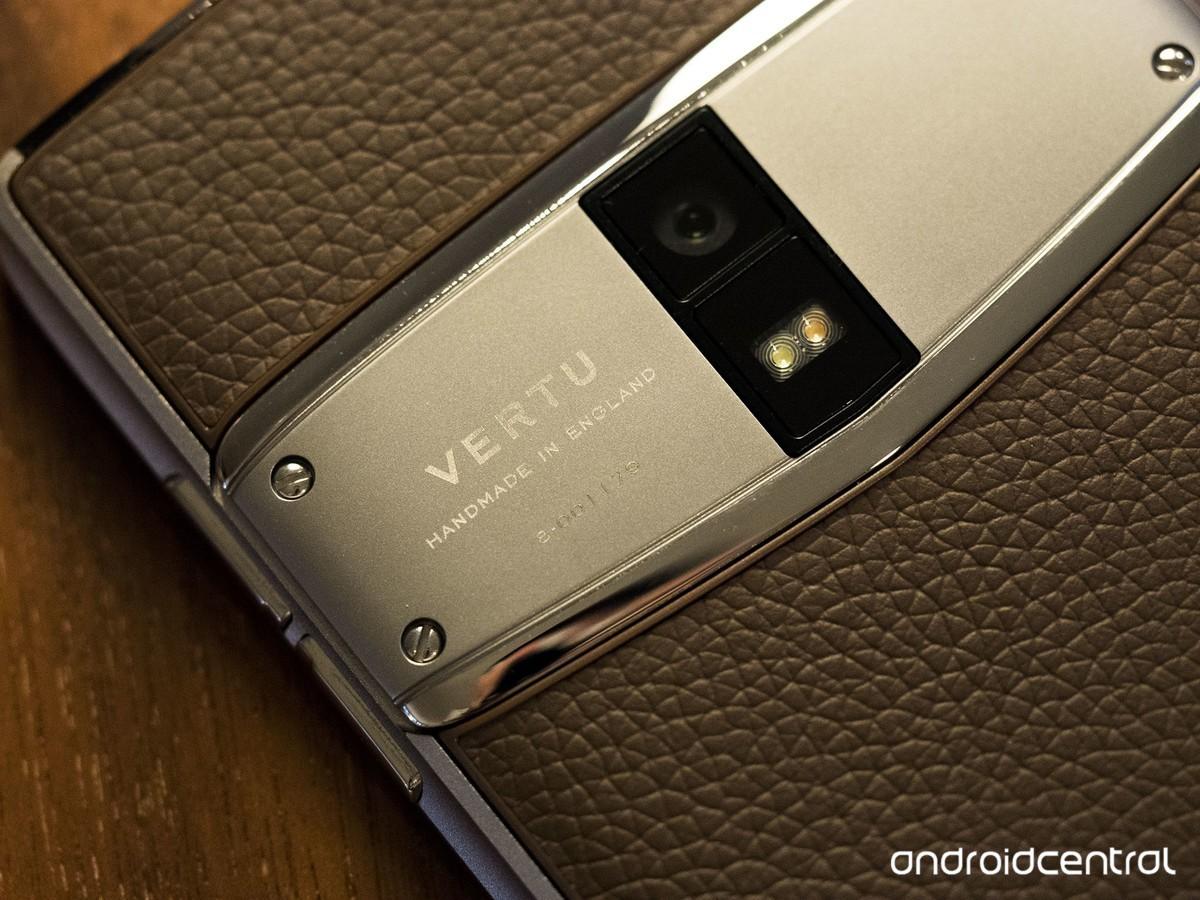 精仿Vertu威图星座x手机