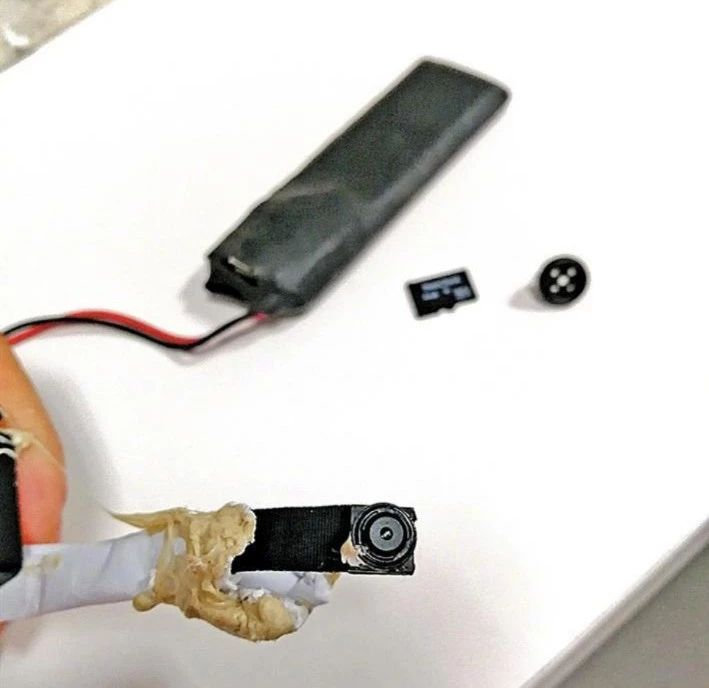 深圳优衣库试衣间发现针孔摄像头,偷拍者被抓了 嗨头条 第1张