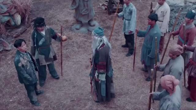 男子带着电棒穿越,谁知用它称霸武林