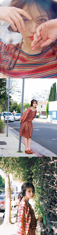 被誉为福冈第一美少女的日本艺人今田美桜