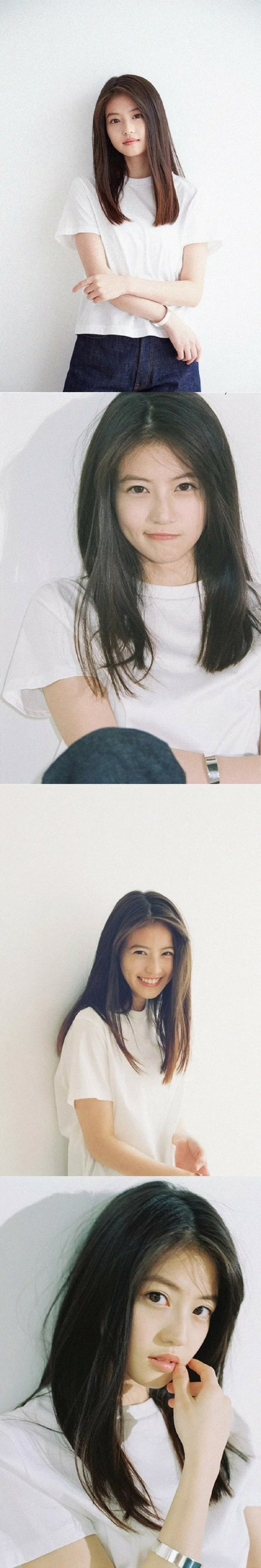 今田美樱写真合集 可爱的娃娃脸