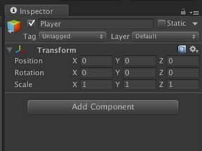 【转】Unity Editor Extensions – Inspectors私人定制