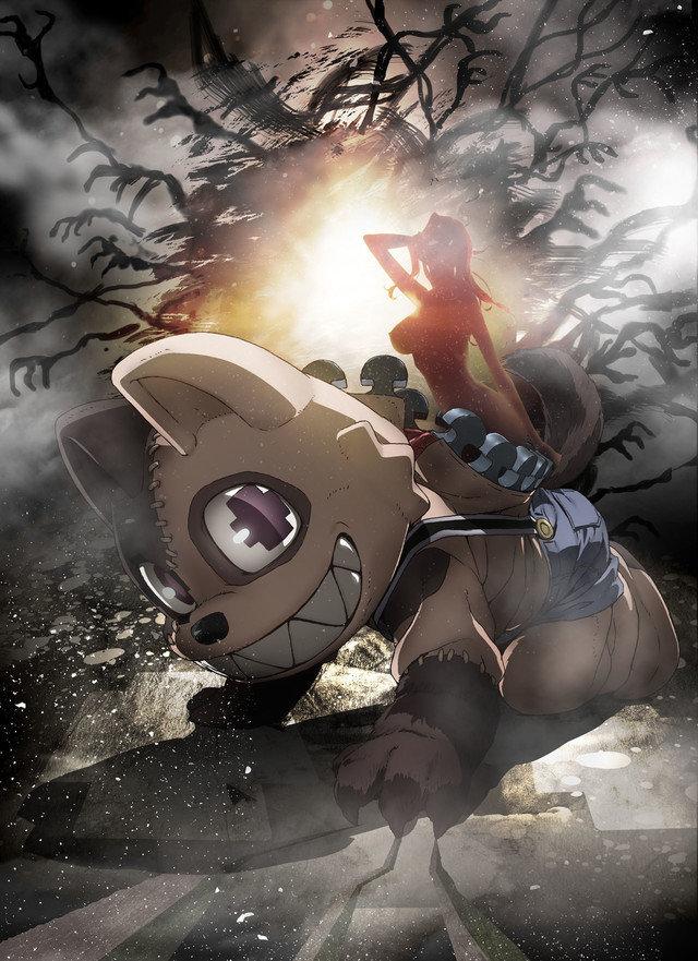 TV动画「被束缚的芬尼尔」声优阵容公开,2020年4月开播