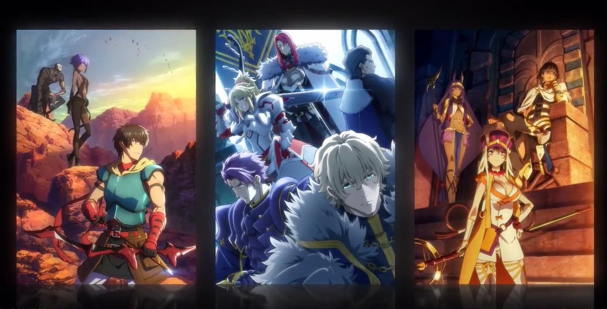 【动漫情报】剧场版动画《Fate/Grand Order -神圣圆桌领域卡美洛-》宣布上映延期