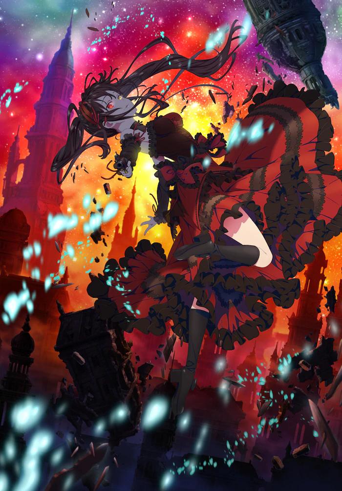 时崎狂三外传动画「Date·A·Bullet」声优名单公开,大西沙织、本渡枫参演