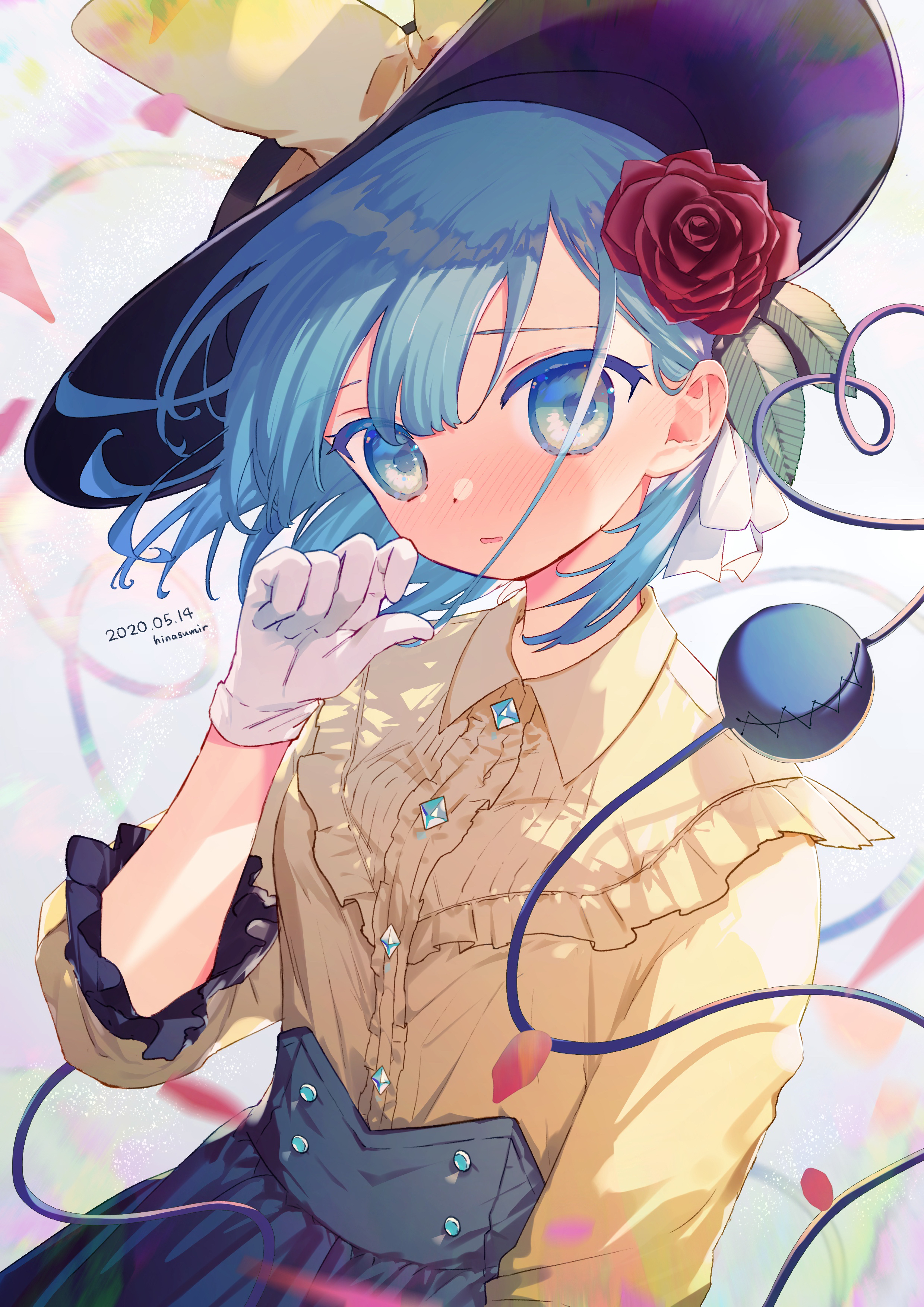 【P站画师】日本画师ひなすみれ的插画作品- ACG17.COM