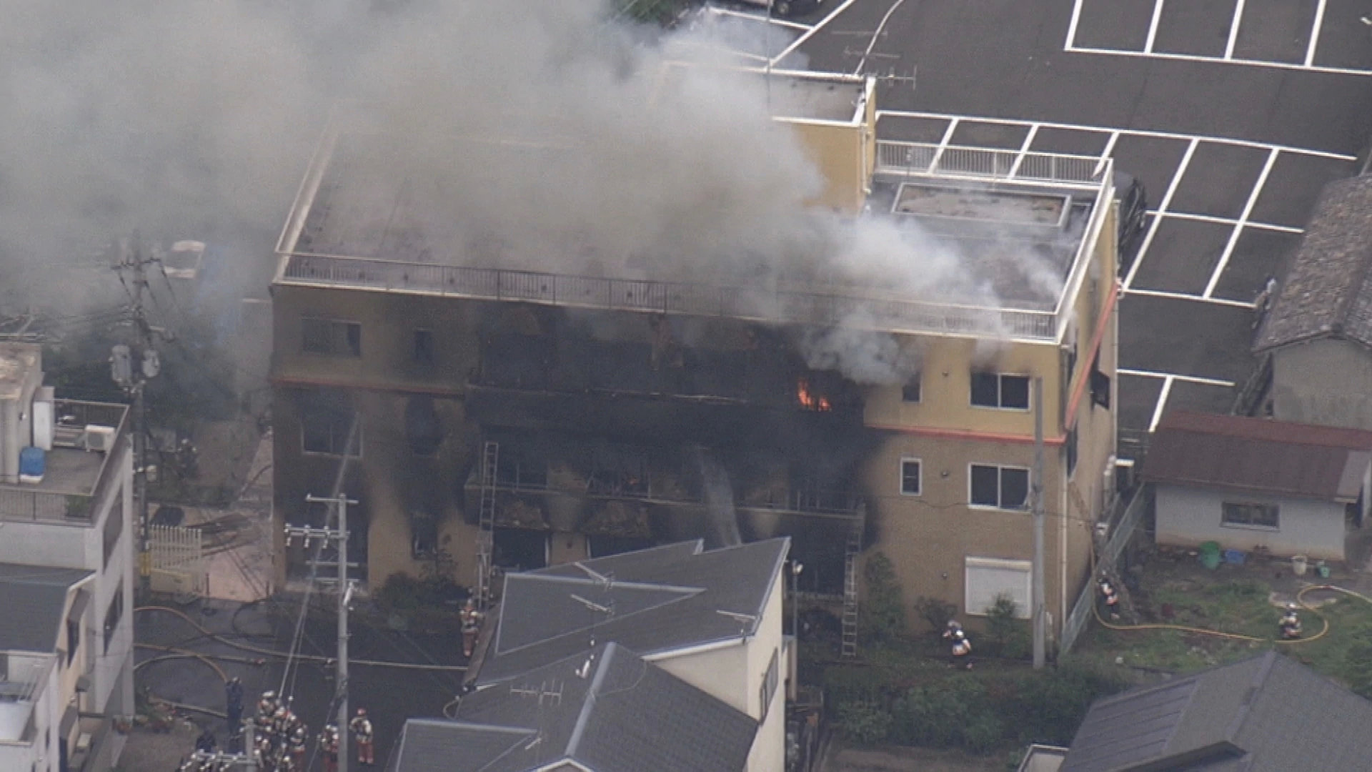 NHK今天播出京阿尼纵火案纪录片