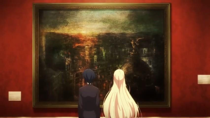 TV动画「你与我最后的战场,亦或是世界起始的圣战」新PV