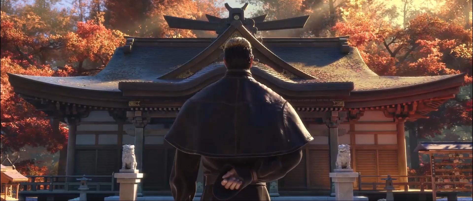 【动漫情报】动画电影《拳皇·觉醒》首支预告公开,2022年上映