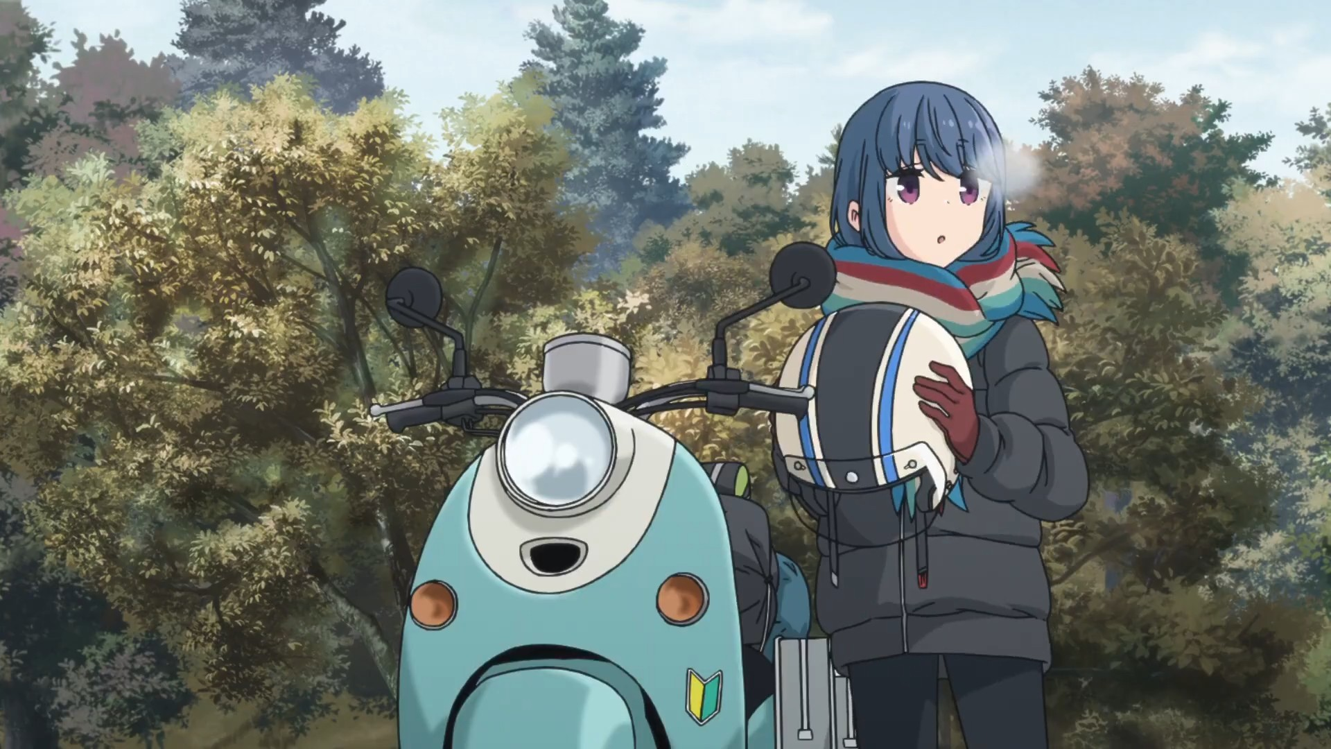 TV动画《摇曳露营△》第2季特报PV公开,2021年1月开播-