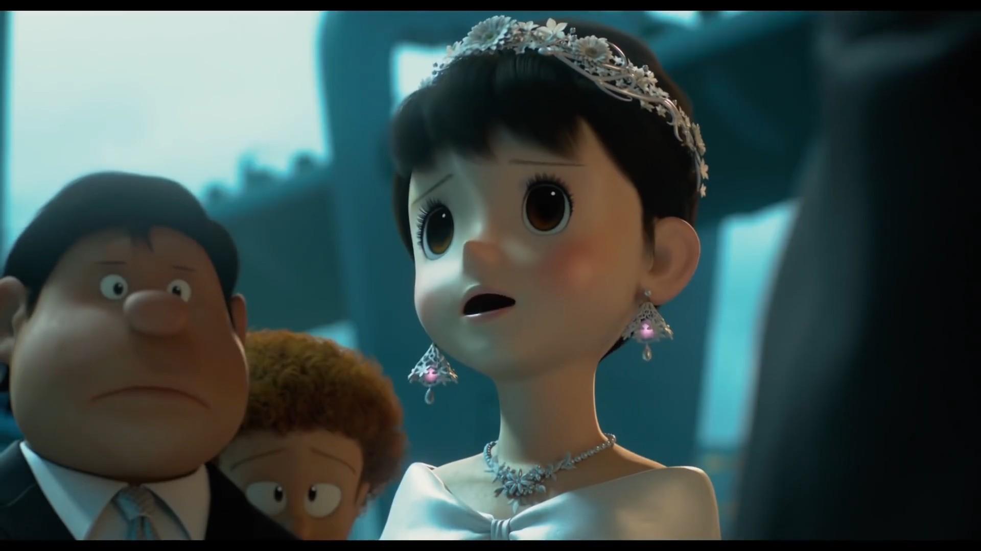 3D动画电影「哆啦A梦:伴我同行 2」第2弹预告视频公开