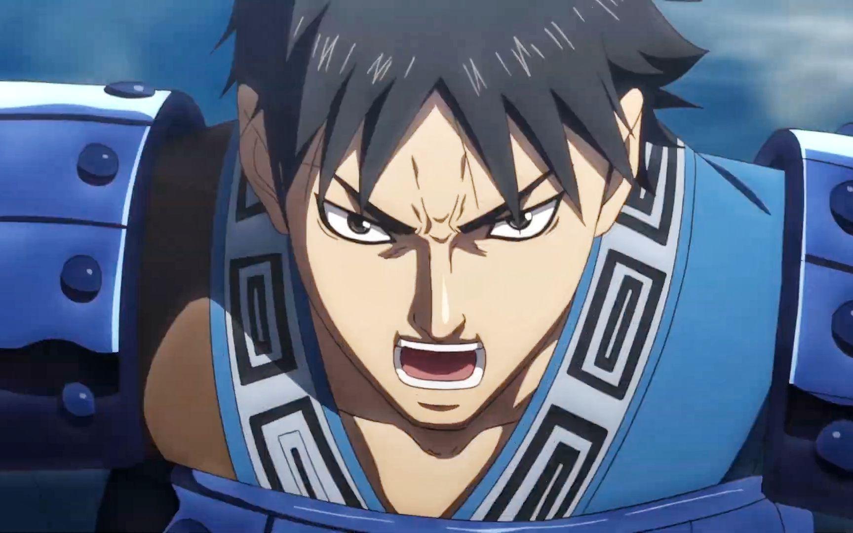 【情报】TV动画《王者天下 第三季》第2弹正式PV公开,2021年4月4日开播