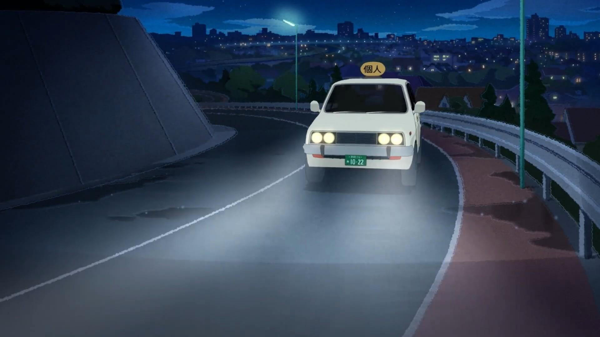 【动漫情报】原创TV动画《ODD TAXI》第三弹PV公开,将于4月5日开播。