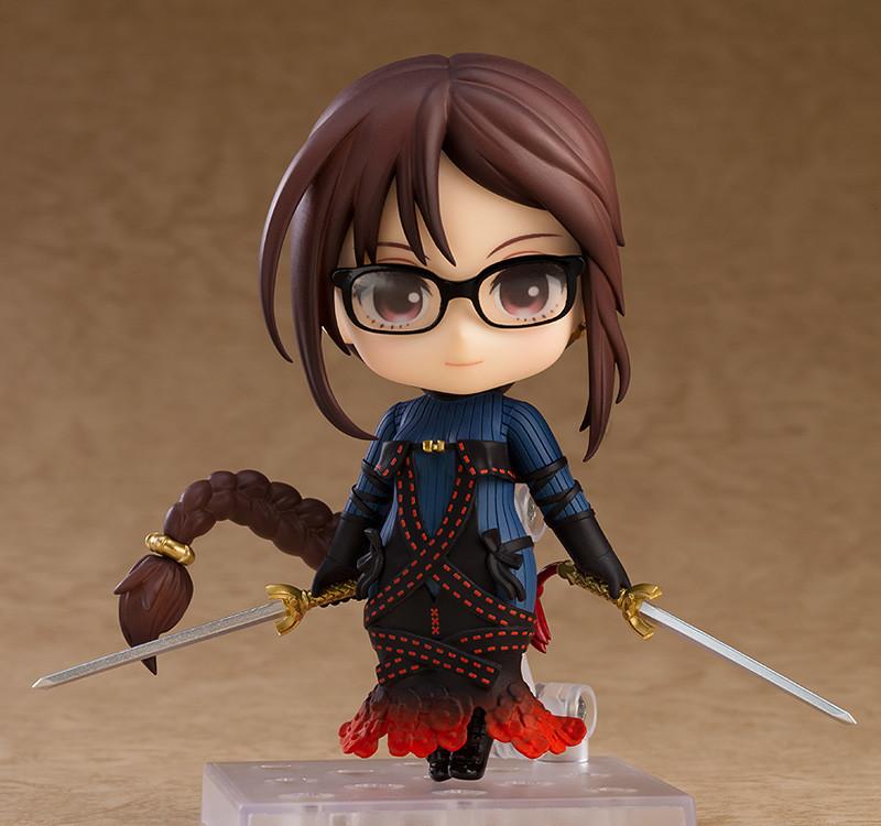 【手办模型】《Fate/Grand Order》Assassin 虞美人 黏土人Q版可动手办