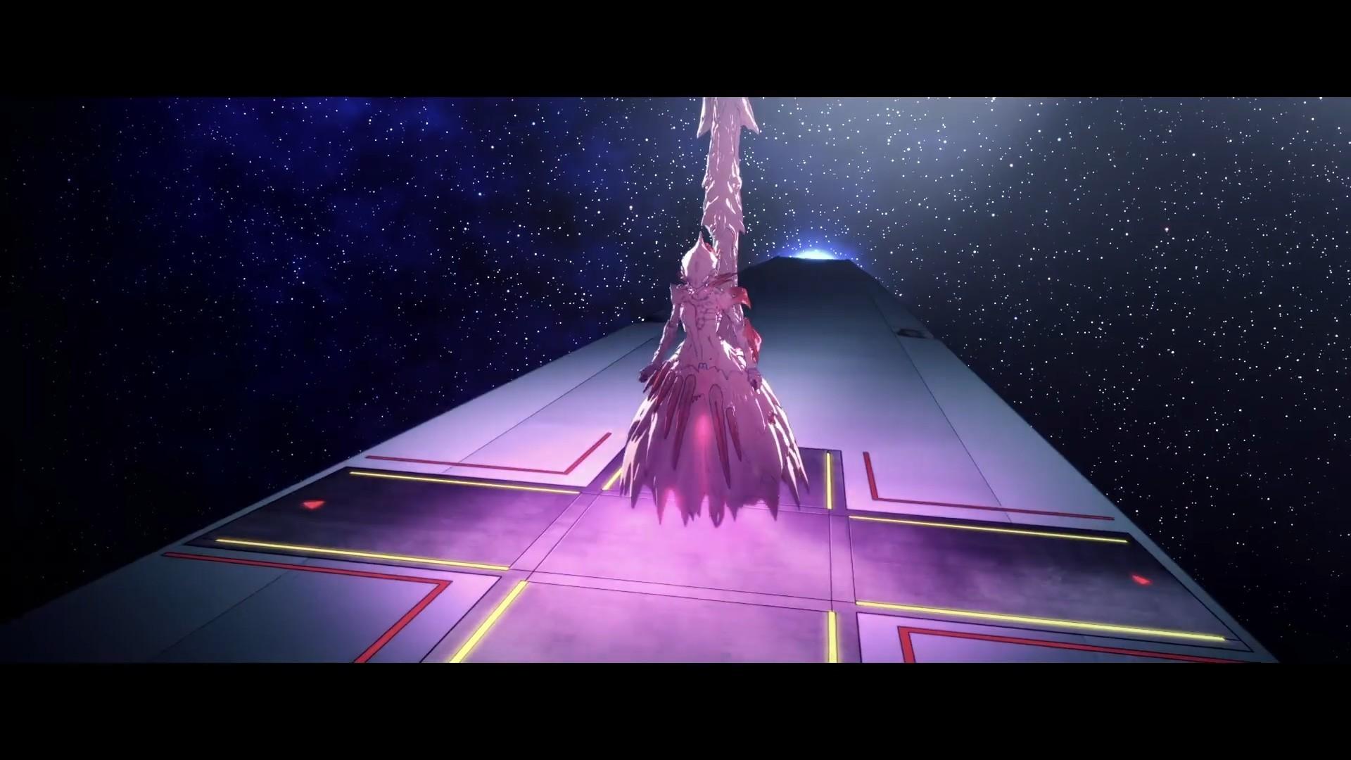 剧场版动画「希德尼娅的骑士 纺织爱的星星」第2弹正式预告公开,5月14日上映