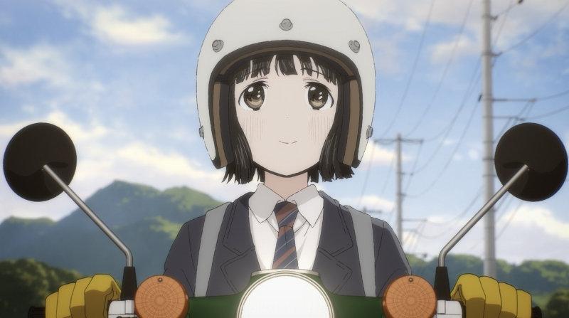 TV动画「本田小狼与我」新视觉图公开,4月7日开播