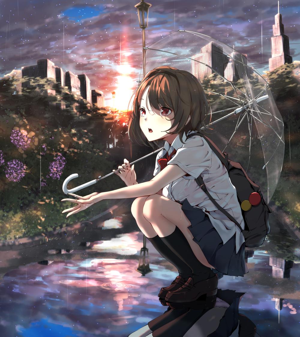 【P站画师】日本画师佐原玄清Gensei的插画作品