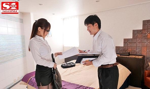 jianzhide.com_SSNI-357 :为了失业的丈夫,人妻吉泽明步下海风俗店接客!