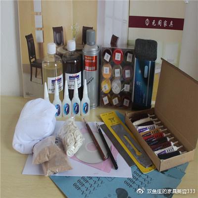 关于家具美容补漆步骤 超详细家具维修介绍(收徒)-家具美容网