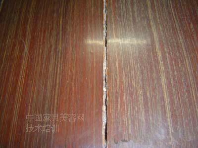 实木家具中每一种都有对应的修复方法,中国家具美容师们,这些你知道吗-家具美容网
