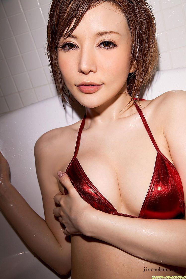 魅力短发女人里美尤利娅(里美ゆりあ)性感写真欣赏 美女精选 第15张