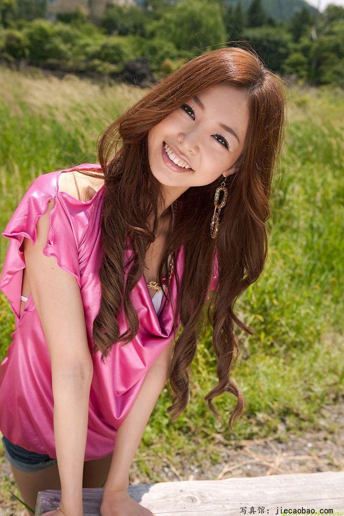 夏目彩春(原更纱)个人简介及写真作品欣赏 美女精选 第1张
