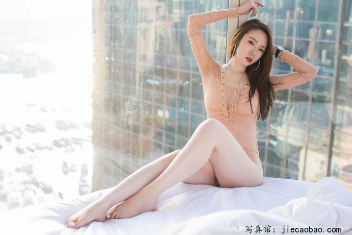 姐妹花梦心玥和萌琪琪摄人魂魄的性感写真鉴赏 美女精选 第17张
