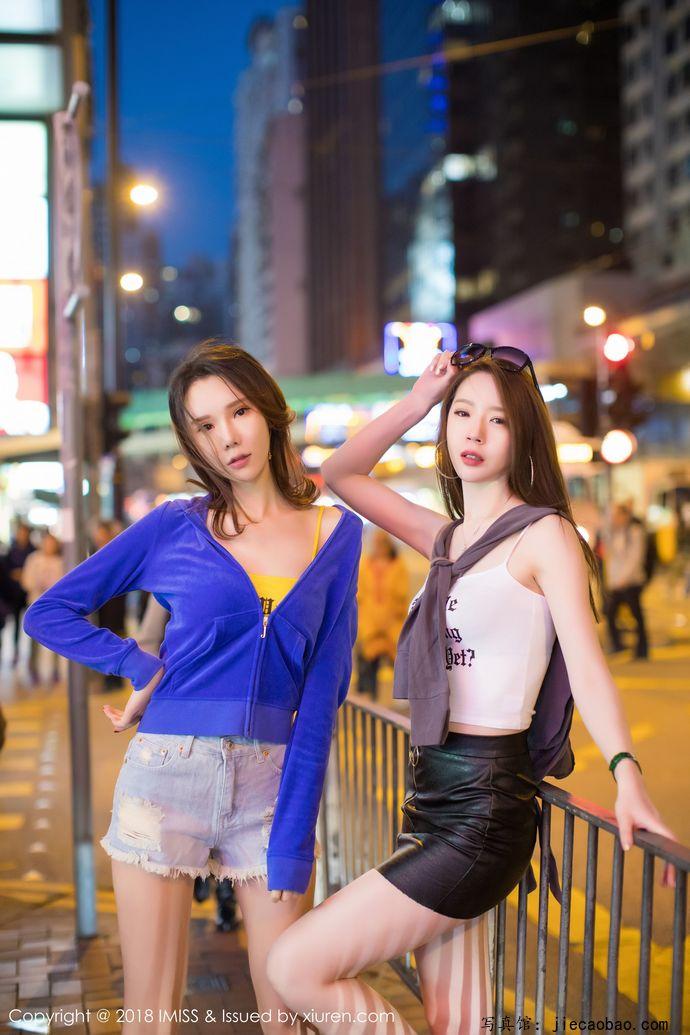 姐妹花梦心玥和萌琪琪摄人魂魄的性感写真鉴赏 美女精选 第31张