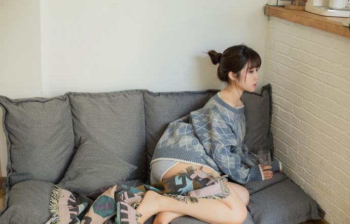 瞄糖映画 VOL-003 赏心悦目的氧气少女 清纯丝袜