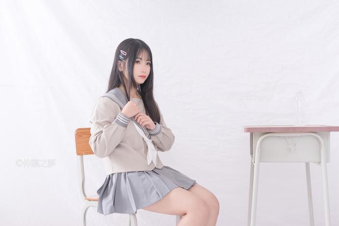 轻兰映画 JK制服小萝莉