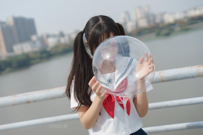 轻兰映画 黑丝 JK 百褶裙的双马尾萝莉